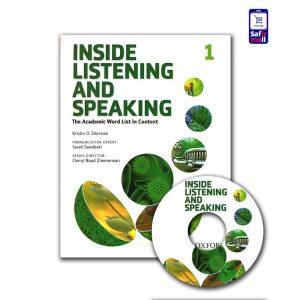 کتاب Inside Listening And Speaking 1