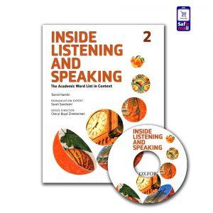 کتاب Inside Listening And Speaking 2