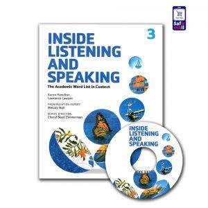 کتاب Inside Listening And Speaking 3