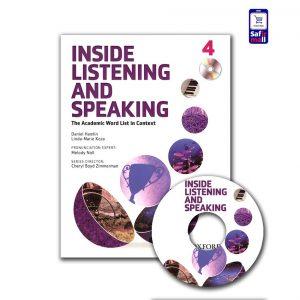 کتاب Inside Listening And Speaking 4