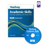 کتاب Headway Academic Skills level 2 (Listening,Speaking)