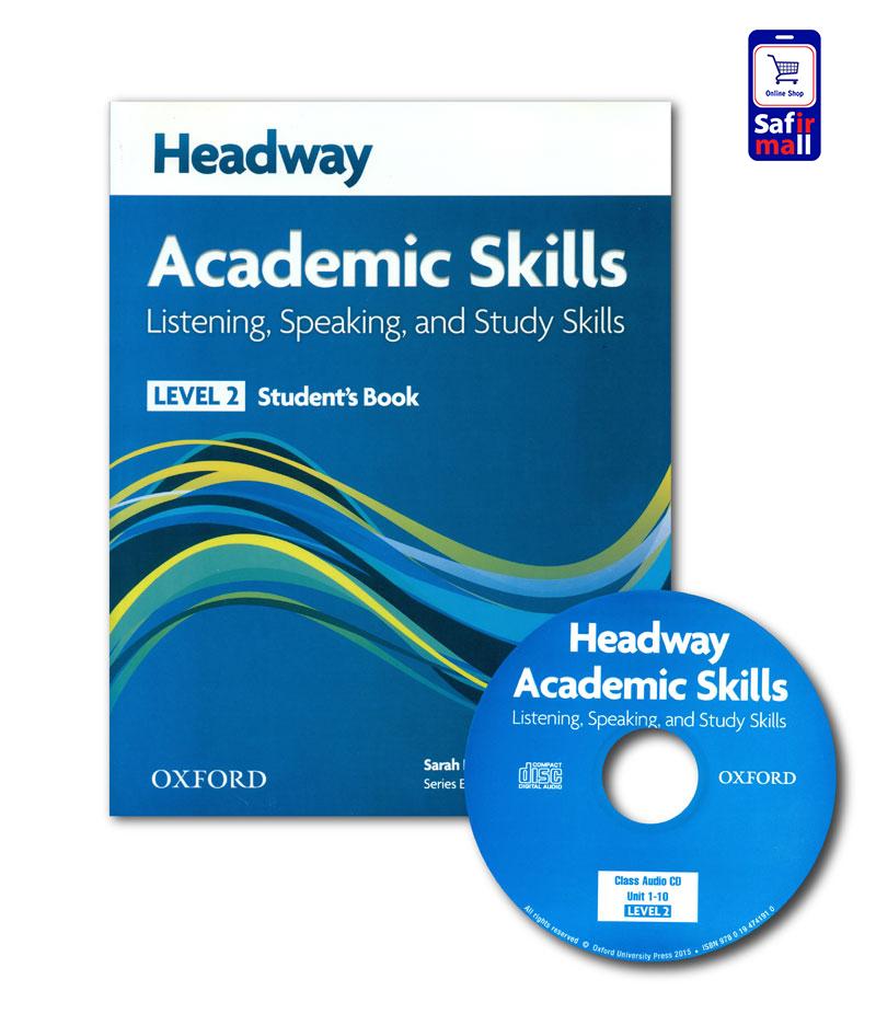 Headway Academic Skills Listening,Speaking level 2