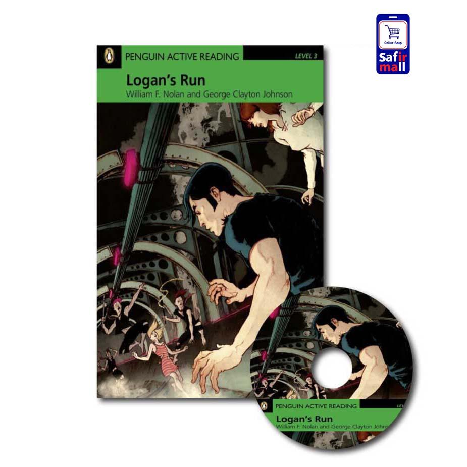 کتاب داستان انگلیسی Logan's Run