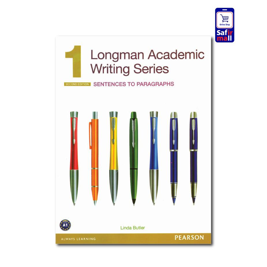 کتاب Longman Academic Writing Series 1