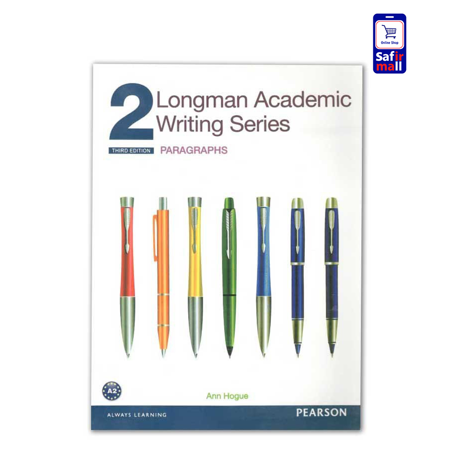 کتاب Longman Academic Writing Series 2