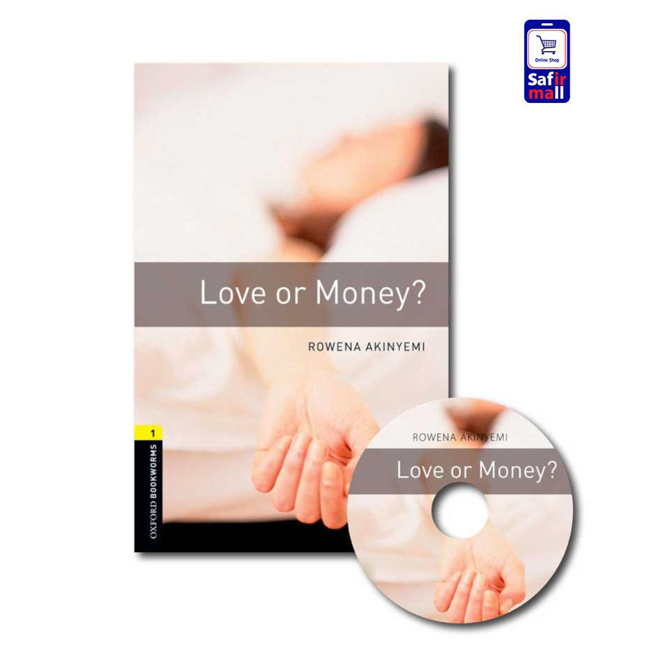 کتاب داستان انگلیسی Love or Money