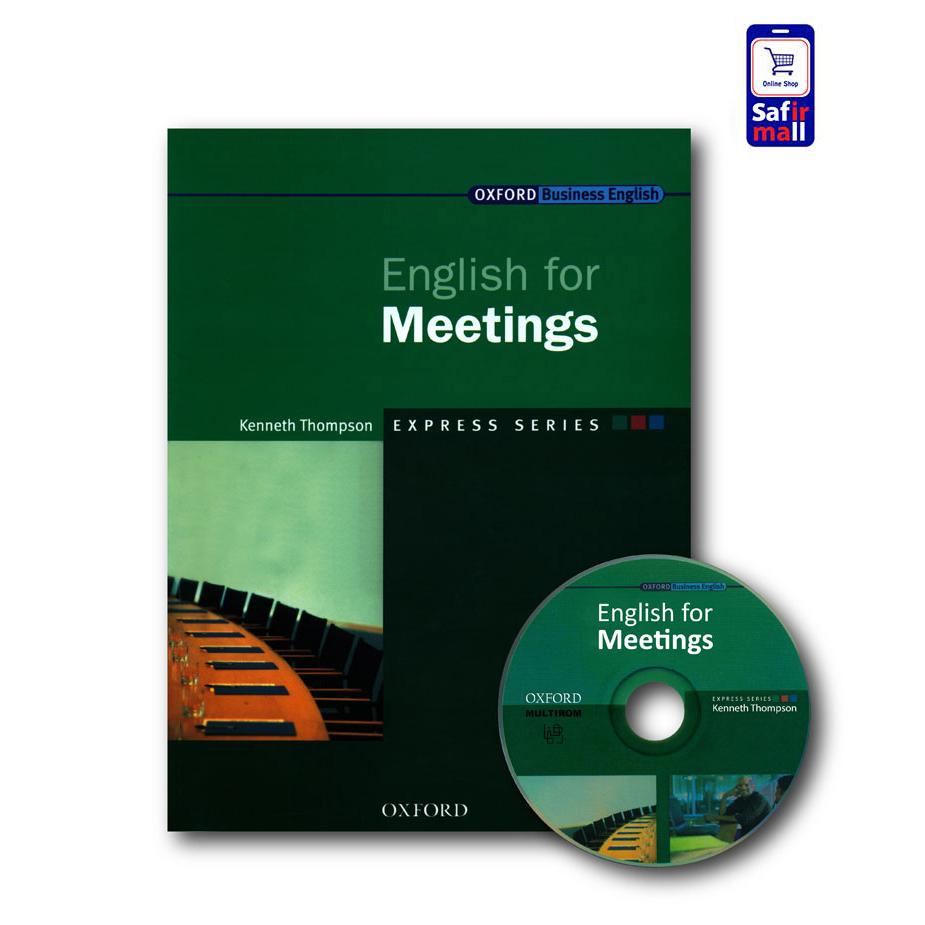 کتاب English for Meetings