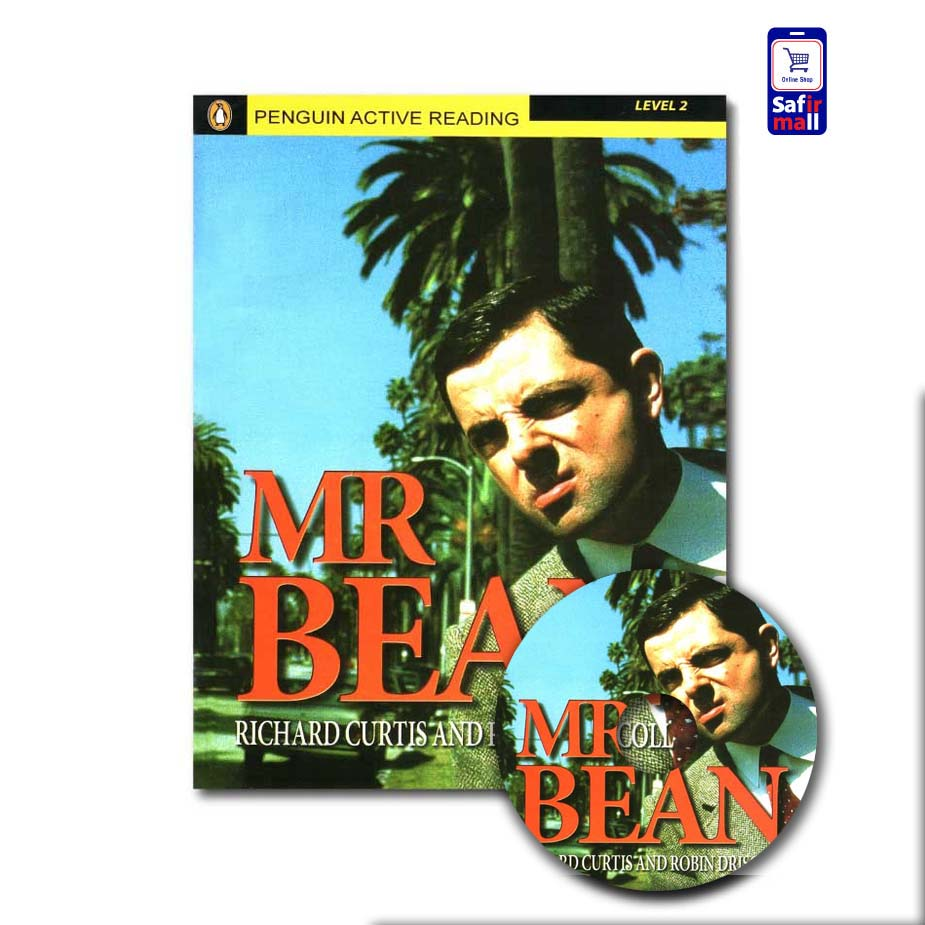 کتاب داستان انگلیسی Mr Bean