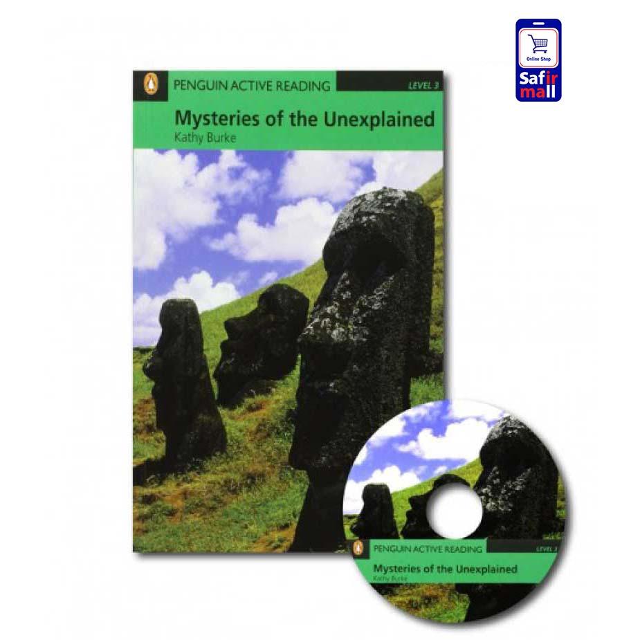 کتاب داستان انگلیسی Mysteries of the Unexplained