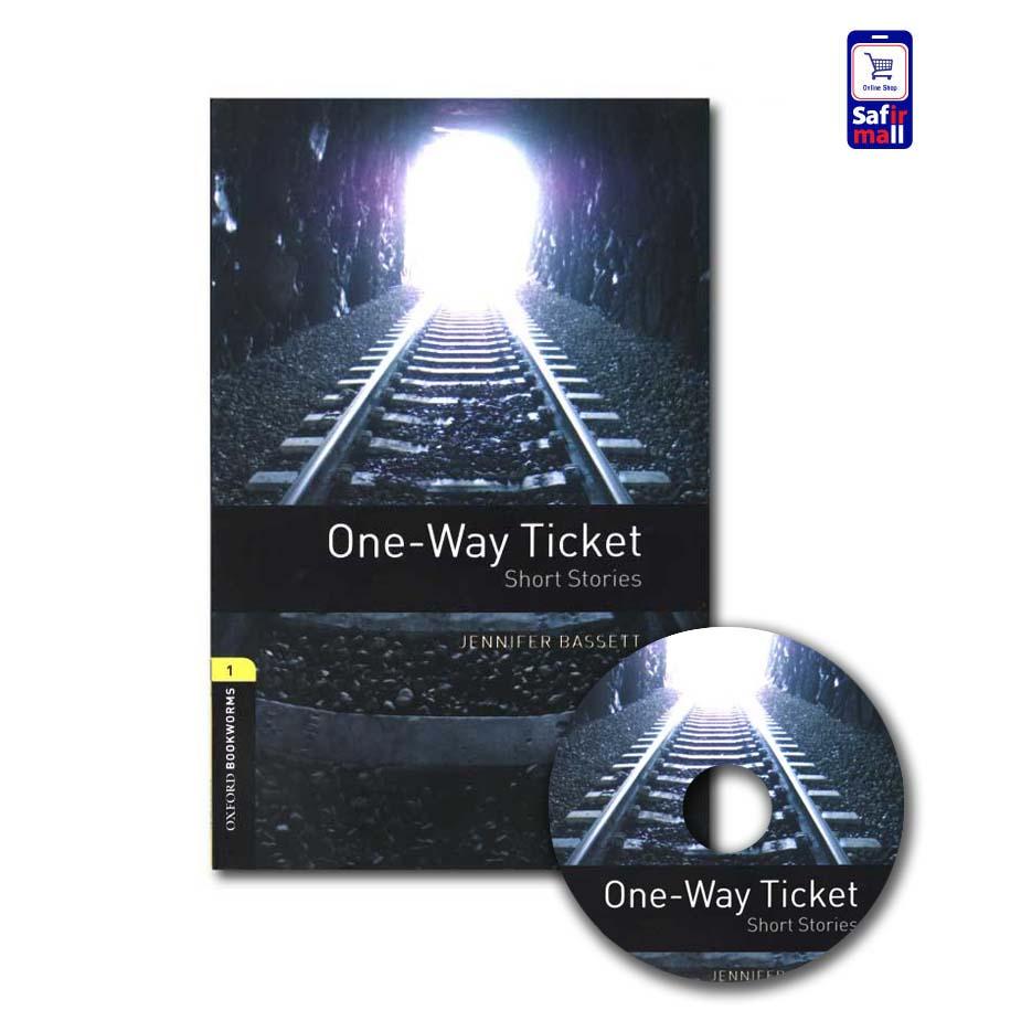 کتاب داستان انگلیسی One-Way Ticket