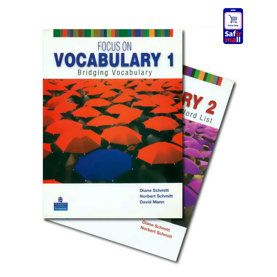 A Set of Focus on Vocabulary 1,2