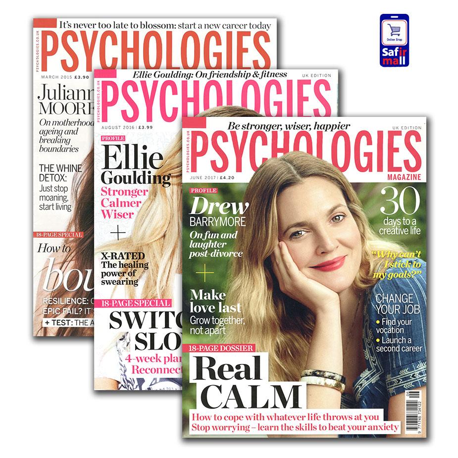 مجله Psychologies