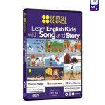 مجموعه آموزشی Learn English Kids with Song and Story 2