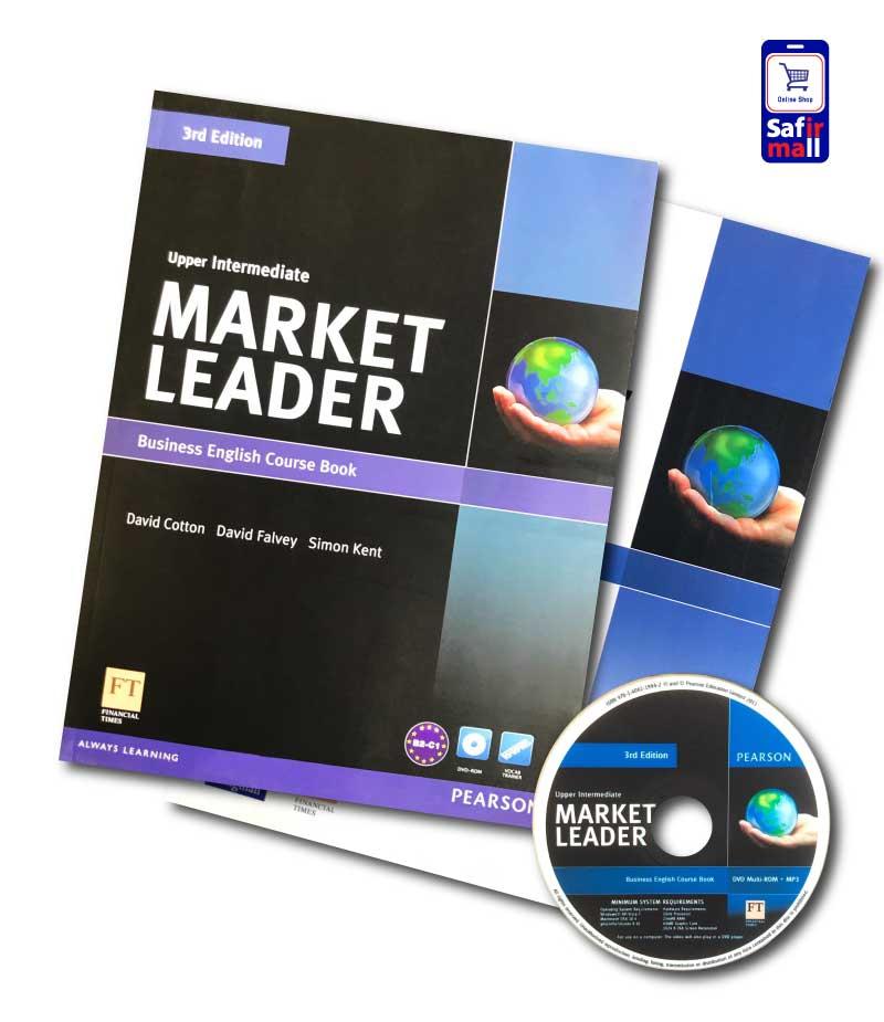 کتاب Market Leader Upper-Intermediate