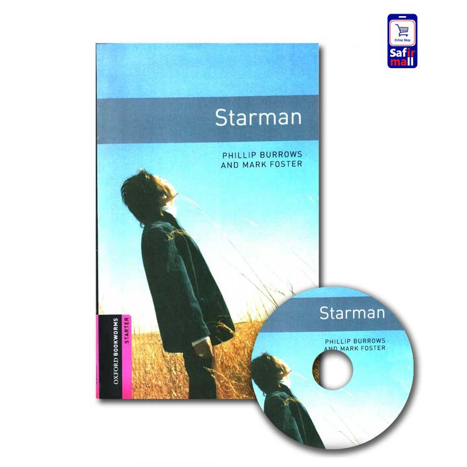 کتاب داستان انگلیسی Starman