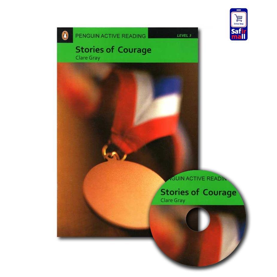 کتاب داستان انگلیسی Stories of Courage