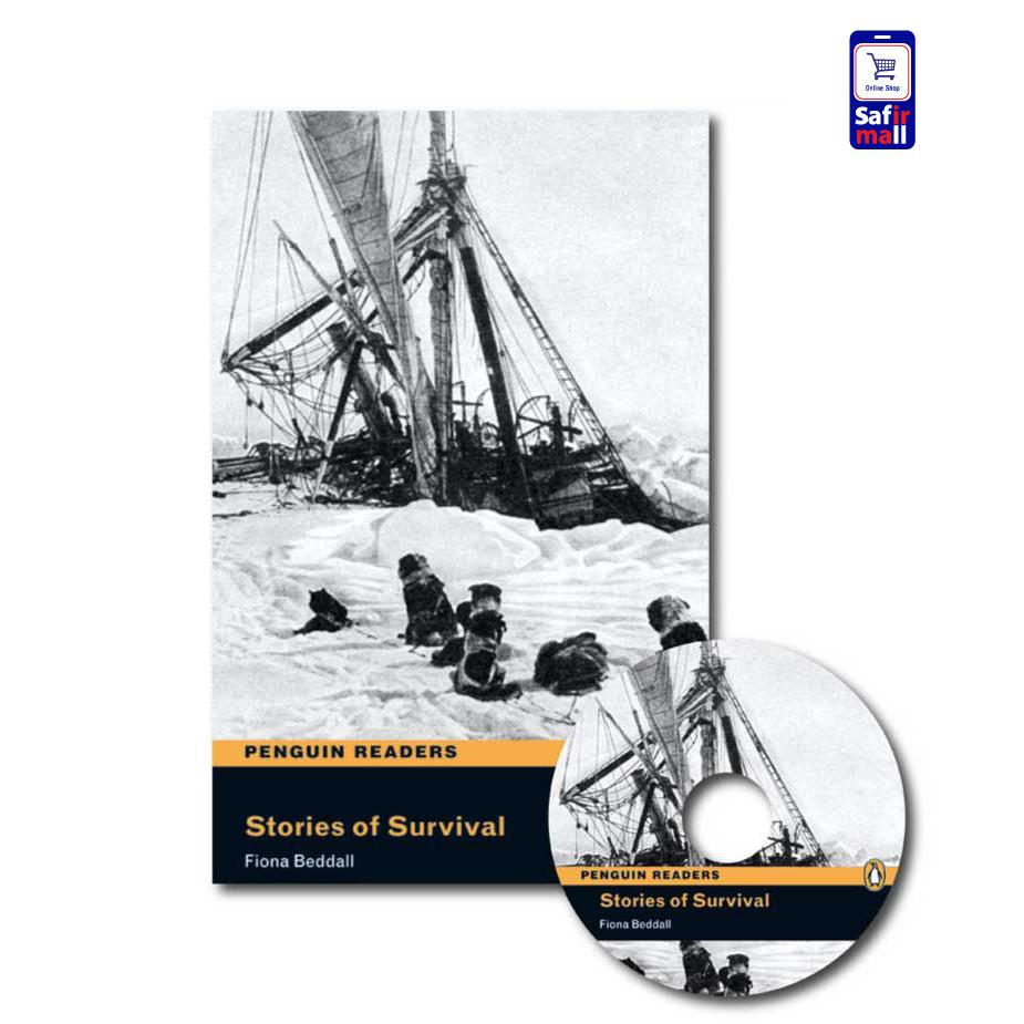 کتاب داستان انگلیسی Stories of Survival
