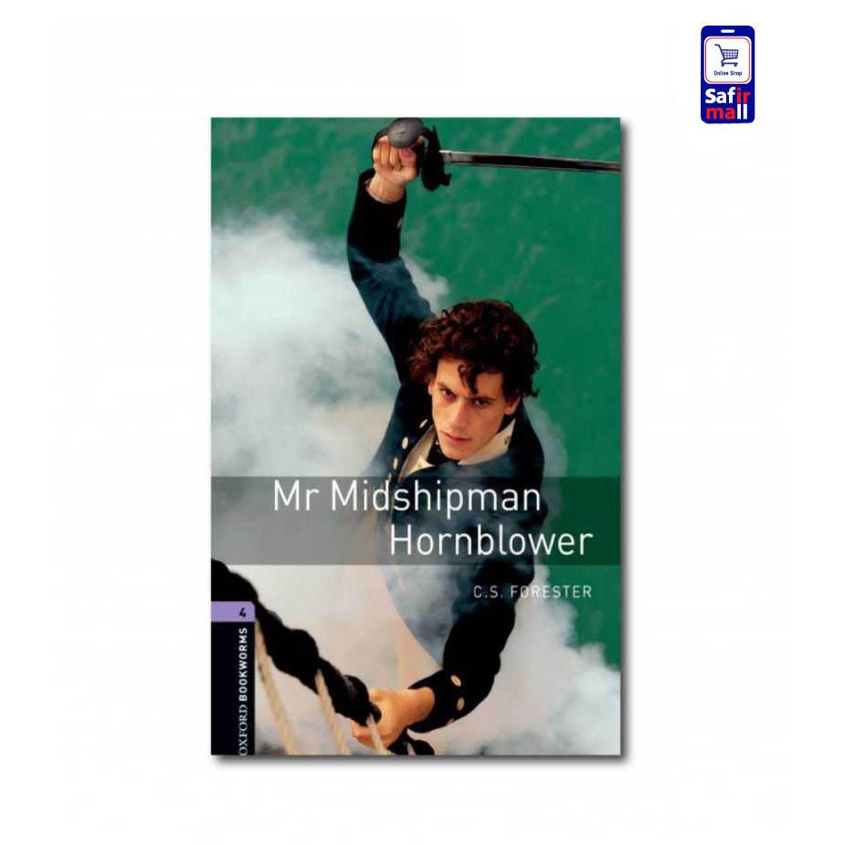کتاب داستان انگلیسی Mr Midshipman Hornblower