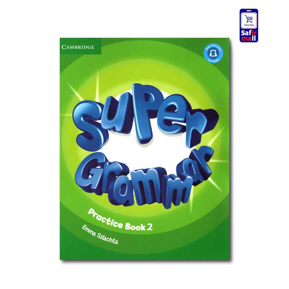 کتاب 2 Superminds – Practice book