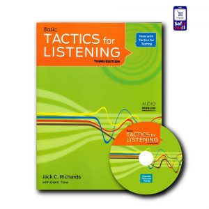 کتاب Basic TACTICS for LISTENING