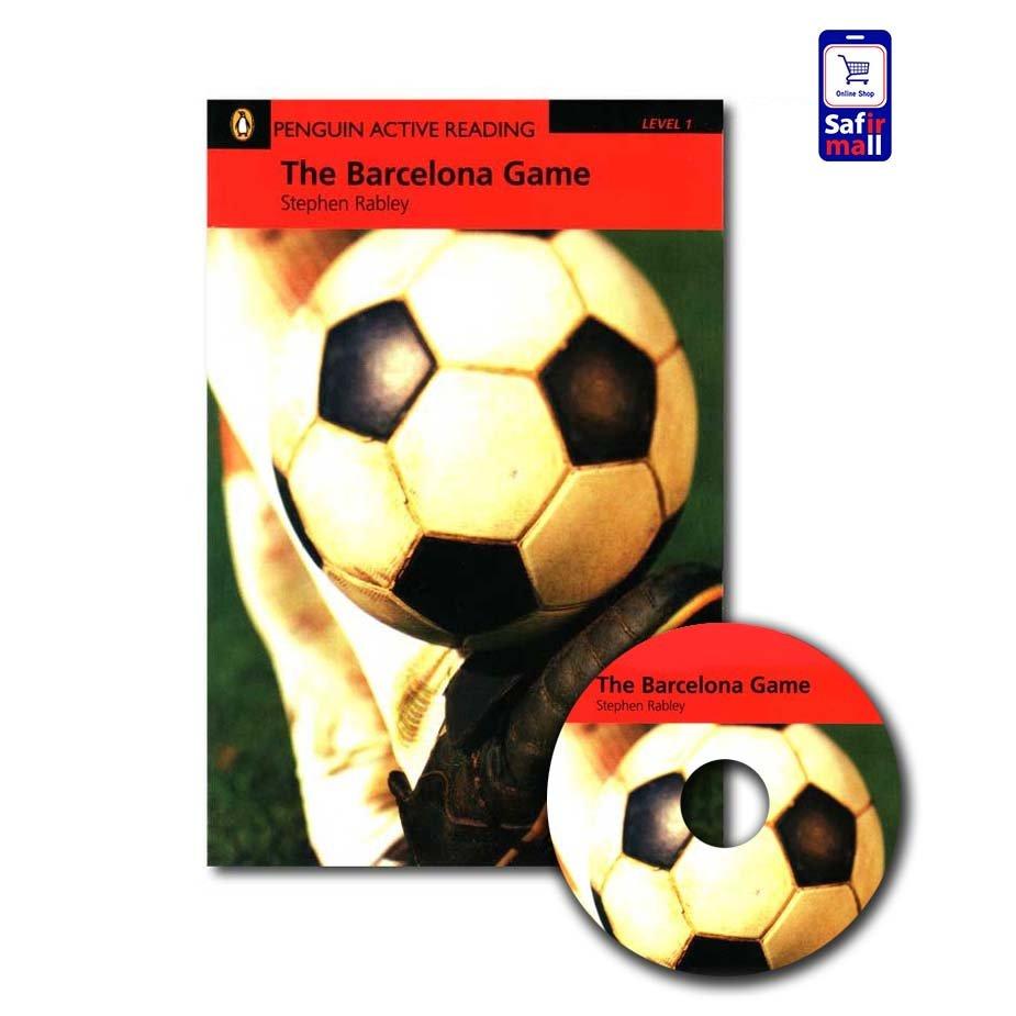 کتاب داستان انگلیسی The Barcelona Game