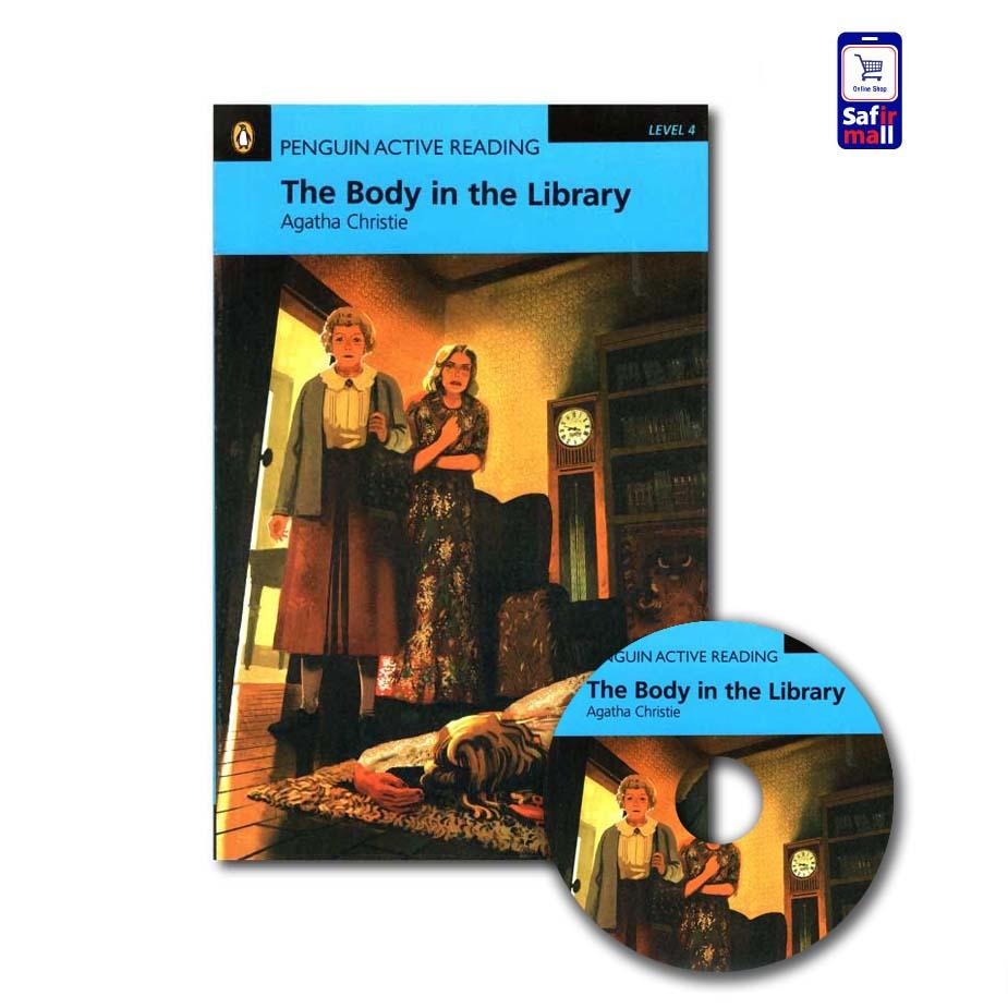 کتاب داستان انگلیسی The Body in the Library