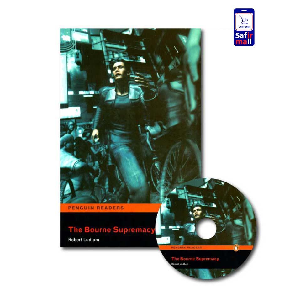 کتاب داستان انگلیسی The Bourne supremacy