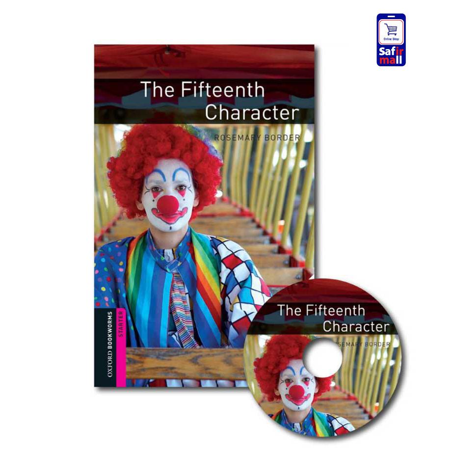 کتاب داستان انگلیسی The Fifteenth Character