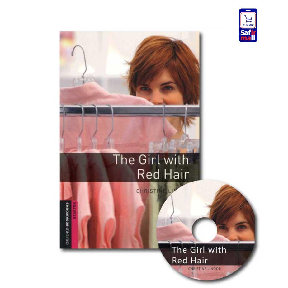 کتاب داستان انگلیسی The Girl with Red Hair
