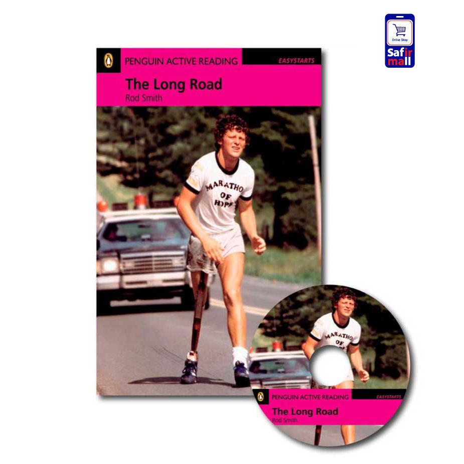 کتاب داستان انگلیسی The long Road