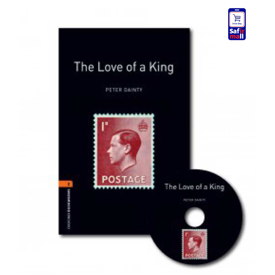 کتاب داستان انگلیسی The Love of a King