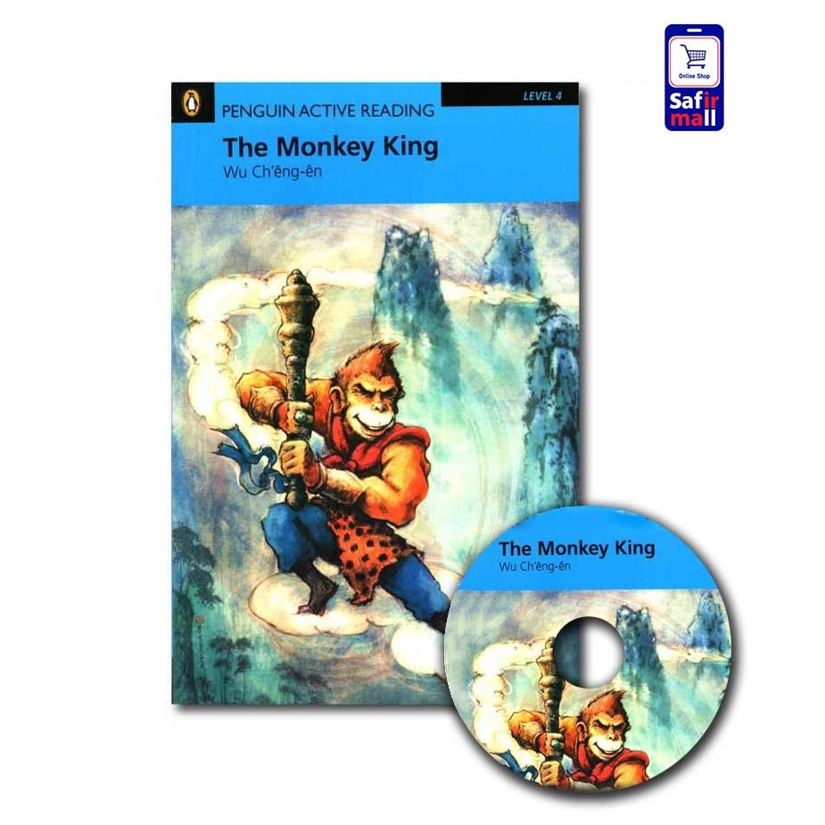 کتاب داستان انگلیسی The Monkey King