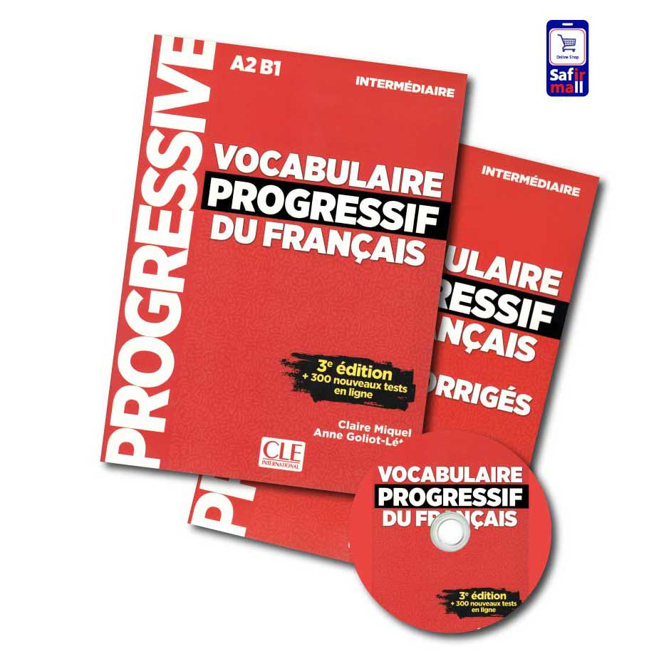 کتاب (Vocabulaire Progressif du francais (Intermediaire