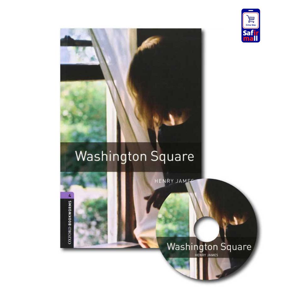 کتاب داستان انگلیسی Washington Square