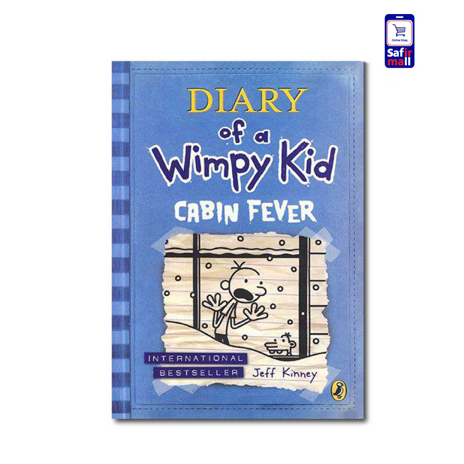 کتاب Diary of a Wimpy Kid  – Cabin Fever