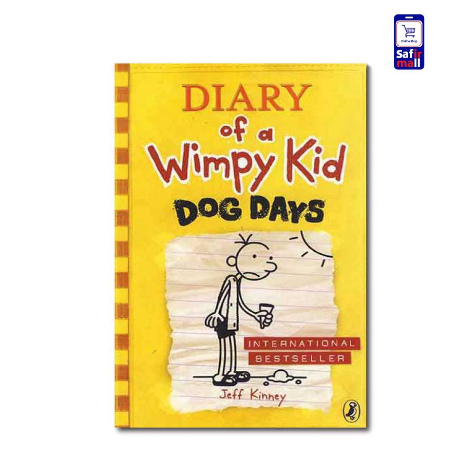 کتاب Diary of a Wimpy Kid – Dog Days