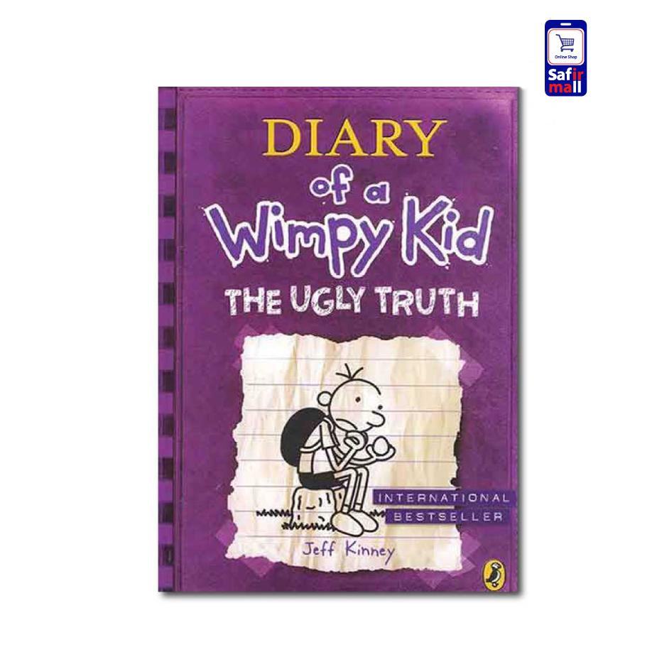 کتاب Diary of a Wimpy Kid – The Ugly Truth