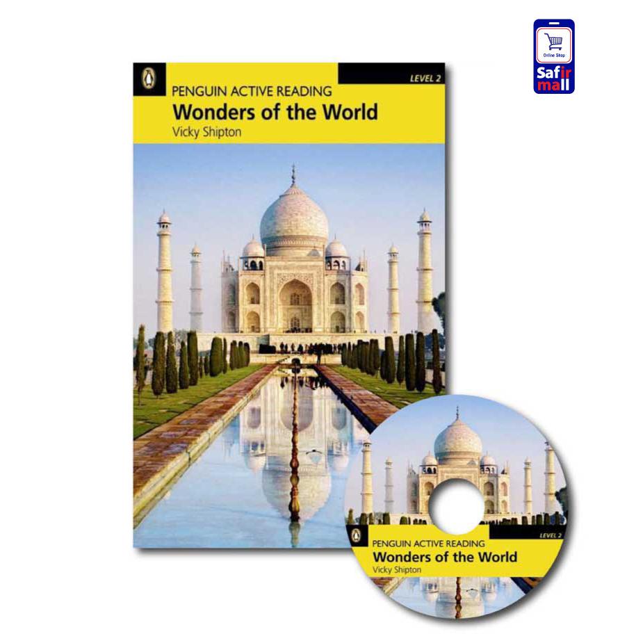 کتاب داستان انگلیسی Wonders of the World