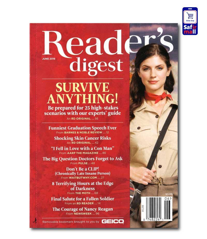 مجله Reader's Digest