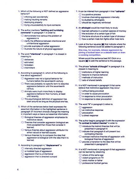 کتاب Longman Preparation Course for the TOEFL IBT Test