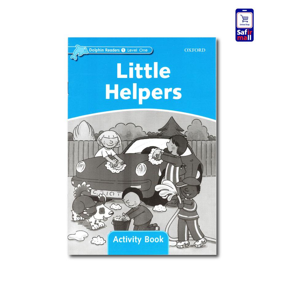 کتاب داستان انگلیسی Little Helpers