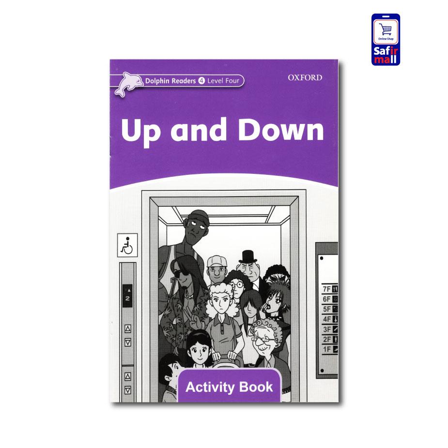 کتاب داستان انگلیسی Up and Down