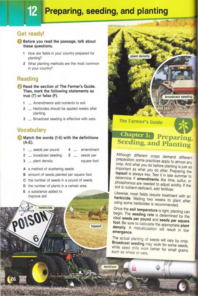 دانلود PDF کتاب Career Paths : Agriculture