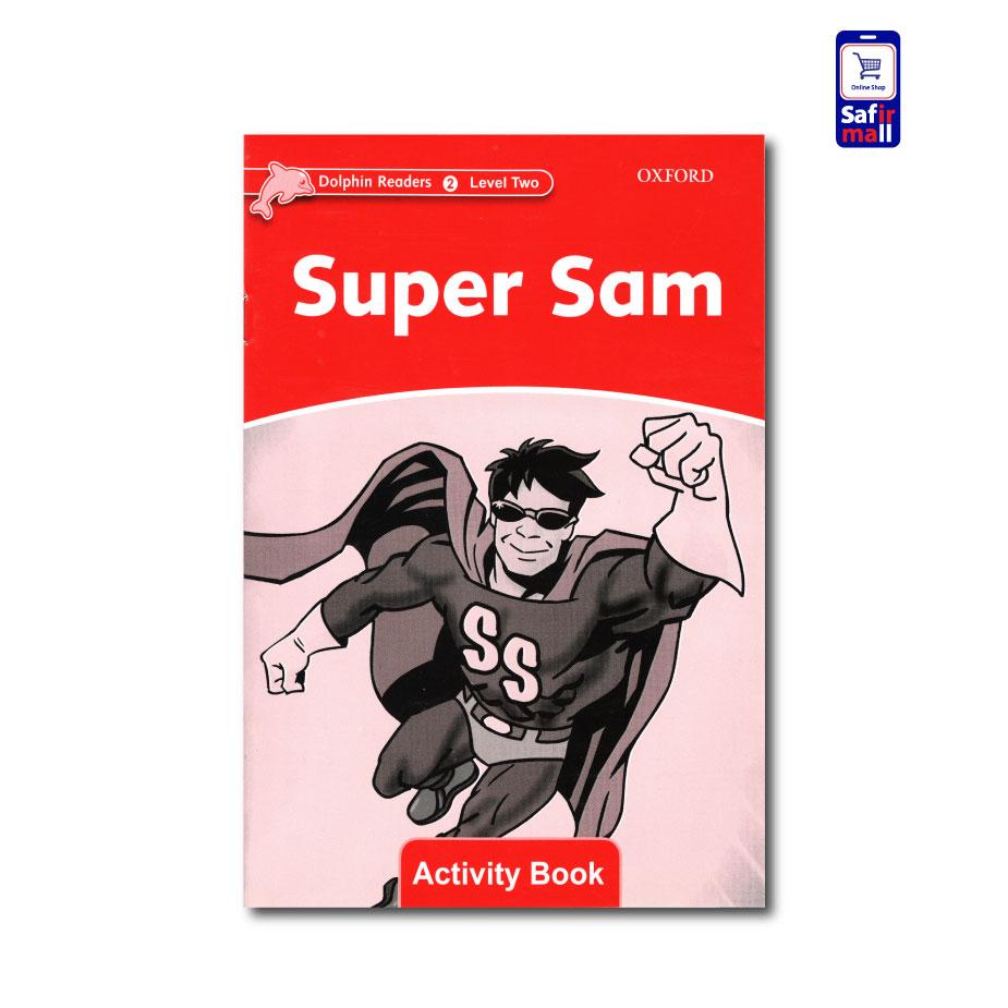 کتاب داستان انگلیسی Super Sam