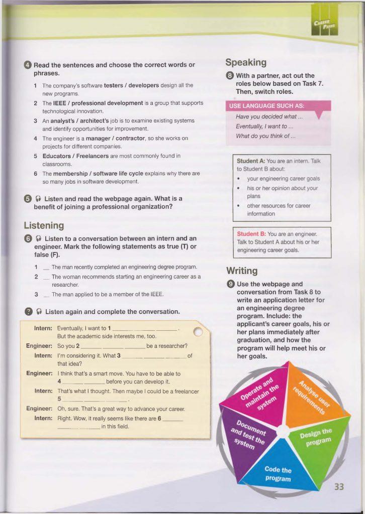 دانلود PDF کتاب Career Paths : Software Engineering