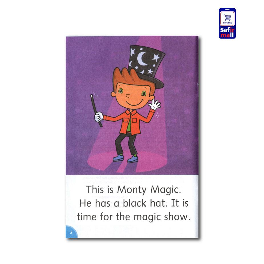 کتاب داستان انگلیسی Number Magic