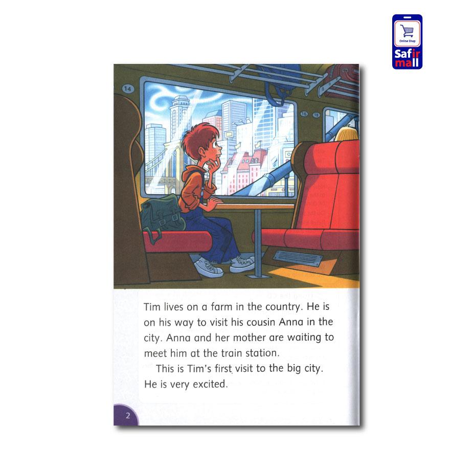 کتاب داستان انگلیسی City Girl, Country Boy