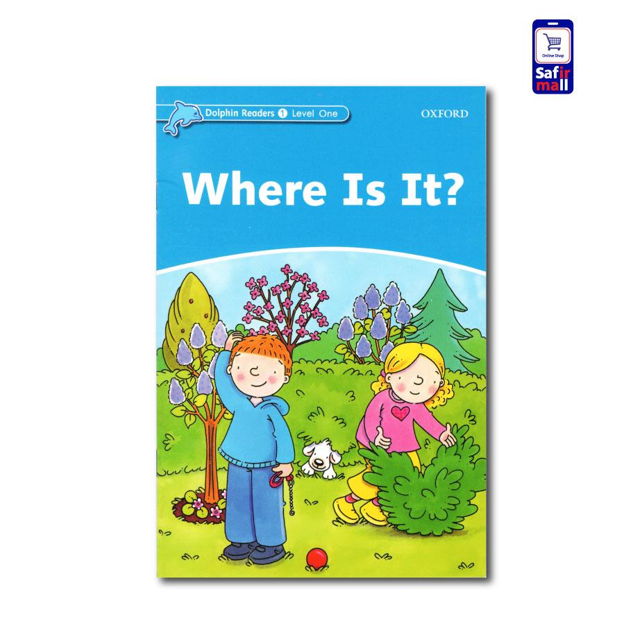 کتاب داستان انگلیسی ?Where Is It