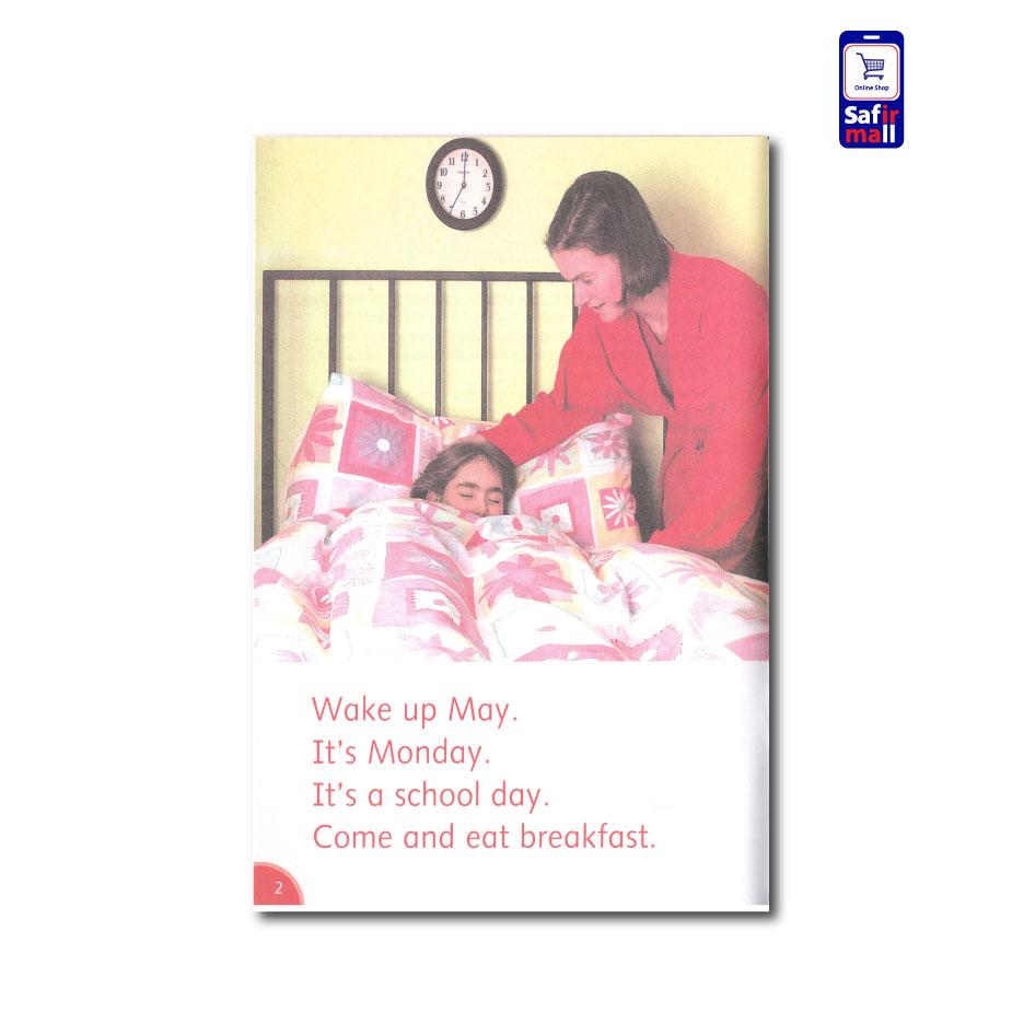 کتاب داستان انگلیسی Candy for Breakfast