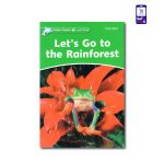 کتاب داستان انگلیسی Let's Go to the Rainforest